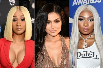 """Cardi B & Megan Thee Stallion Fans Are Pissed Over Kylie Jenner In """"WAP"""" Video"""