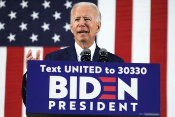 Biden Backtracks Comments About Black Community, Trump Weighs In