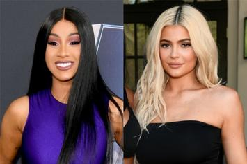 """Cardi B Defends Kylie Jenner's """"WAP"""" Video Cameo In Deleted Tweets"""