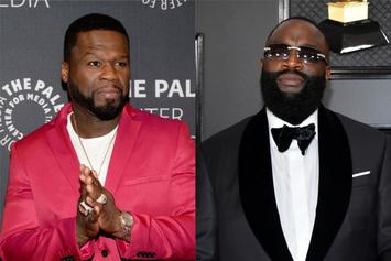 """Rick Ross Gives 50 Cent Conditions For """"BMF"""" Song Clearance"""
