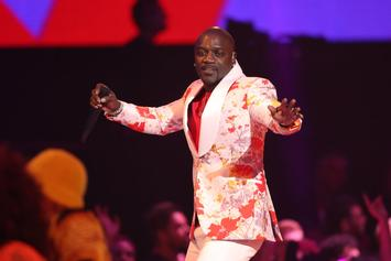 "Akon Says America Should Move Past Slavery: ""Just Gotta Let It Go"""