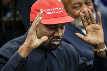 Kanye West's Meeting With Jared Kushner Fuels Trump Conspiracy