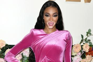 Winnie Harlow Tested For Coronavirus Amid New NBA Bubble News