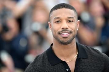 Michael B. Jordan's Male Assistant Claims He Asked For A Kiss