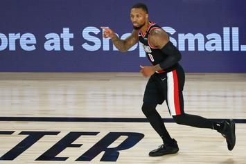 Damian Lillard Named Bubble MVP, All-Bubble Teams Revealed