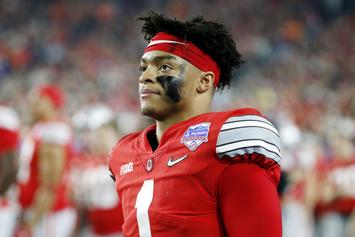 Justin Fields Launches Petition Advocating For Big Ten Football Season