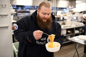 Action Bronson Shows Clear Weight Loss In Shirtless Picture