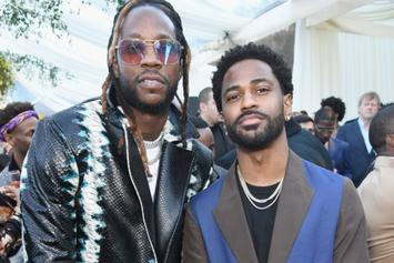 Big Sean & 2 Chainz Collect Abundance Of New Plaques