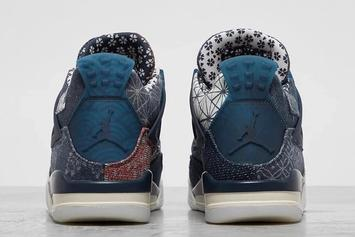 "Air Jordan 4 ""Deep Ocean"" Coming Soon: First Look"