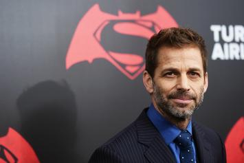 """New Trailer For Zack Snyder's """"Justice League"""" Features Unseen Footage"""