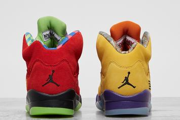 "Air Jordan 5 ""What The"" Release Date Revealed: Official Photos"
