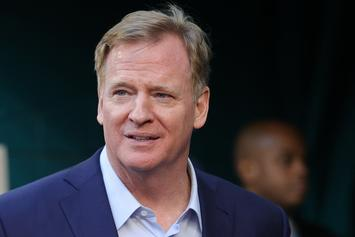 Roger Goodell Says He Regrets Not Listening To Colin Kaepernick Earlier