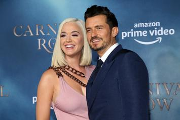 Katy Perry & Orlando Bloom Welcome First Child, Reveal Daughter's Name