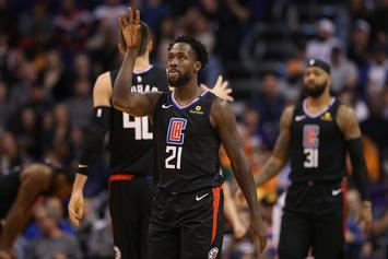 Patrick Beverley Explains Exactly What Happened With Michele Roberts