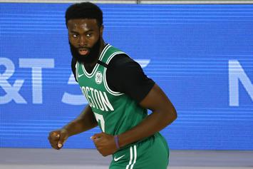 Jaylen Brown Offers Powerful Statement On NBA Protest