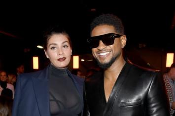 Usher & Girlfriend Jenn Goicoechea Expecting First Child Together: Report