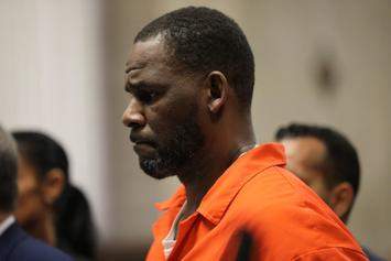 R. Kelly Nearly Stabbed With Pen During Recent Attack
