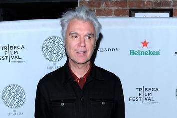 Talking Heads Musician David Byrne Apologizes For 1984 Blackface Video