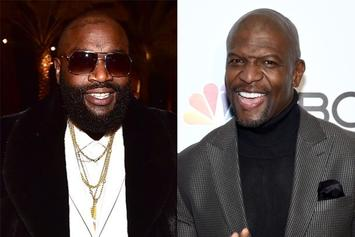 "Rick Ross Disses Terry Crews Again: ""C**nville"""