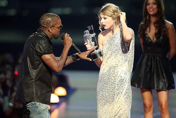 Kanye West Says God Wanted Him To Interrupt Taylor Swift