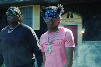 "Gunna & Lil Baby Recreate Bird Box In ""Blindfold"" Video"