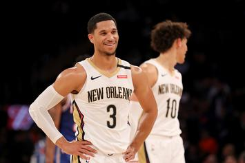 Josh Hart Rips NBA 2K21 For His Rebound Rating