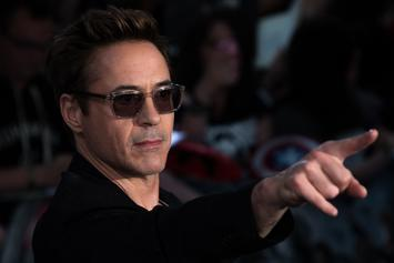 Robert Downey Jr. Says He's Done With The Marvel Cinematic Universe