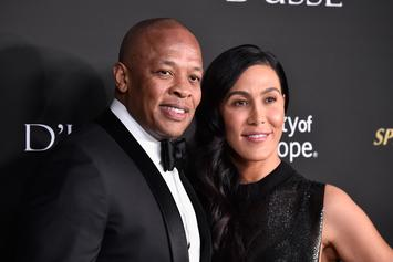 Dr. Dre's Wife Nicole Accuses Him Of Domestic Violence