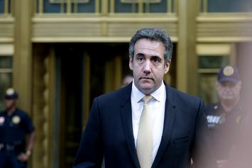 Michael Cohen Claims Trump Hired A Fake Obama Just To Fire Him
