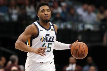 Donovan Mitchell Shares Heartwarming Tribute To His Late Grandmother