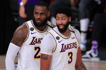 LeBron James Speaks On Lakers Making Western Conference Finals