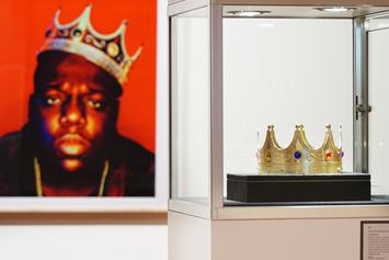 Biggie's $6 Crown Fetches Nearly $600K At Sotheby's First-Ever Hip Hop Auction