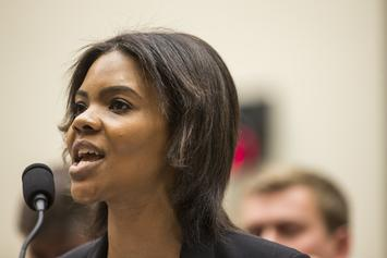 """Candace Owens Tweets Message From Kanye West: """"#FreeKanye"""""""