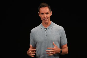 Steve Nash Reveals His Intentions For KD And Kyrie