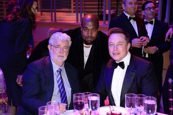 Kanye West Gets Elon Musk's Approval In Giving Back Masters To His Artists