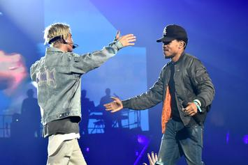 """Chance The Rapper & Justin Bieber Celebrate """"Holy"""" By Giving Away $250K To Fans"""