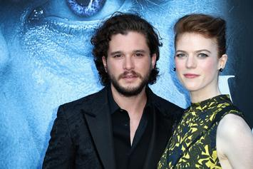 Rose Leslie and Kit Harington Are Officially Expecting Their First Child