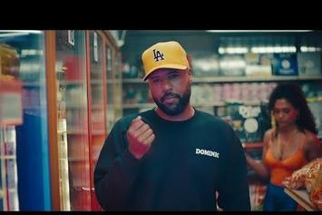 "Dom Kennedy Posts Up At The Liquor Store In ""Bootleg Cable"" Visuals"