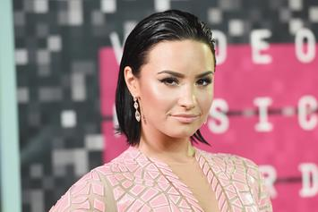 "Demi Lovato Pens ""Still Have Me"" After Breaking Off Engagement To Max Ehrich"