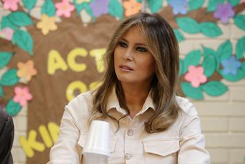 Melania Trump Complains About Her White House Duties In Secret Audio