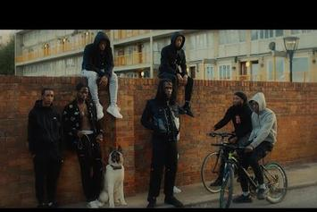 """Burna Boy & Stormzy Depict """"Real Life"""" In London"""