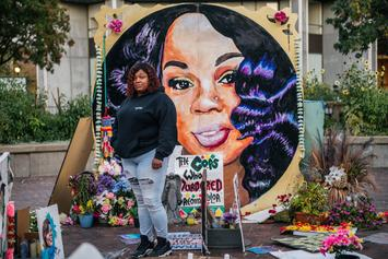 """Breonna Taylor Cops Declare """"She's Done"""" In Bodycam Footage"""