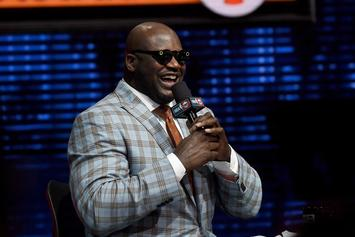 Shaq Comments On Voting For The First Time