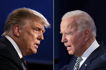 Second Donald Trump-Joe Biden Presidential Debate Canceled