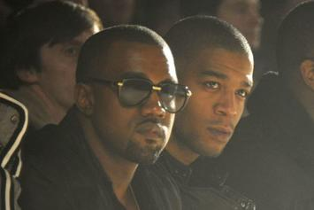 """Kid Cudi Was """"Saved"""" By Working With Kanye West On Kids See Ghosts"""