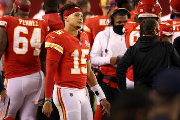 Chiefs & Bears Face Positive COVID-19 Tests: Report