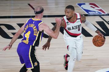 Damian Lillard Weighs In On Whether LeBron Should Have Shot
