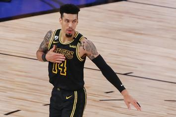 Danny Green Reacts To Death Threats Sent Towards Fiancée