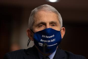 Dr. Fauci Says He Didn't Consent To Being Featured In New Donald Trump Ad