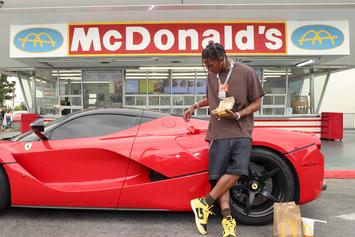 McDonald's Deny Using Travis Scott Collab To Cover Up Discrimination Lawsuits